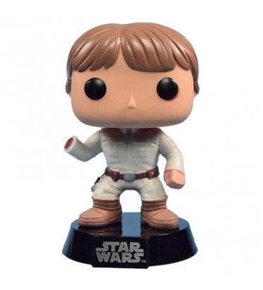 LUKE SKYWALKER BESPIN ENCOUNTER / STAR WARS / FIGURINE FUNKO POP / EXCLUSIVE GALACTIC CONVENTION