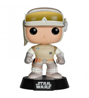 LUKE SKYWALKER HOTH / STAR WARS / FIGURINE FUNKO POP