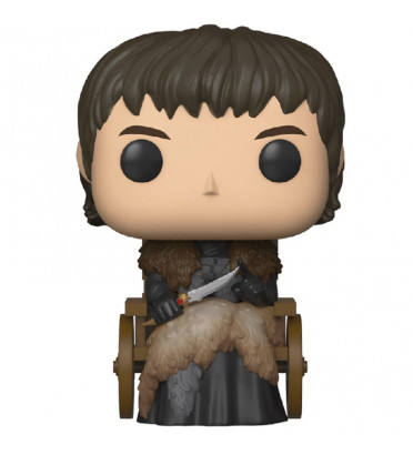 BRAN STARK FAUTEUIL ROULANT / GAME OF THRONES / FIGURINE FUNKO POP
