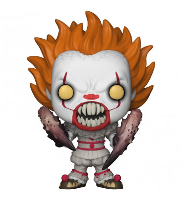 PENNYWISE AVEC SPIDER LEGS / IT / FIGURINE FUNKO POP