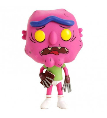 SCARY TERRY / RICK ET MORTY / FIGURINE FUNKO POP / EXCLUSIVE