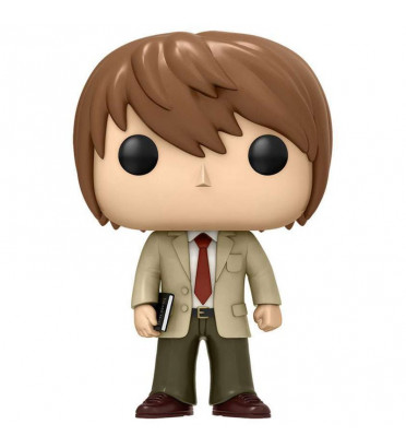 LIGHT / DEATH NOTE / FIGURINE FUNKO POP