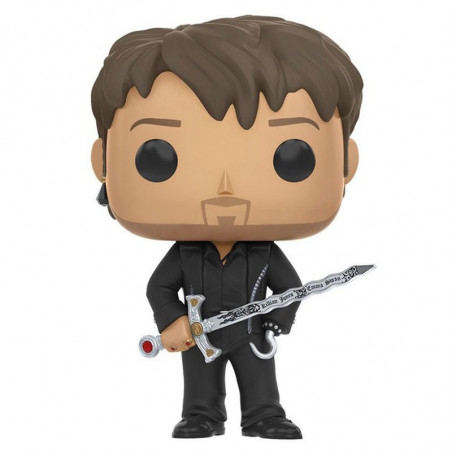 HOOK AVEC EXCALIBUR / ONCE UPON A TIME / FIGURINE FUNKO POP