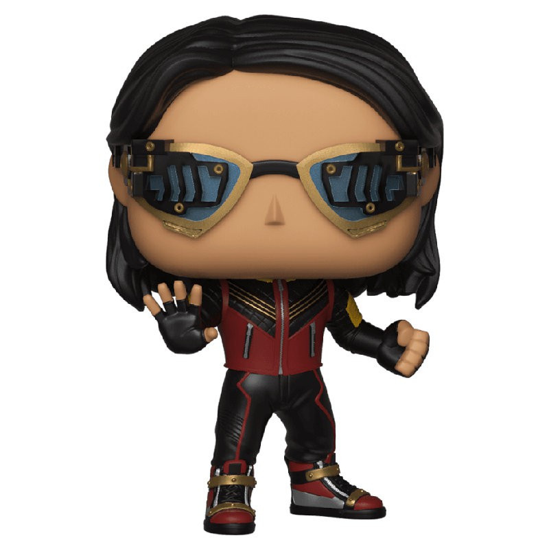 VIBE / THE FLASH / FIGURINE FUNKO POP