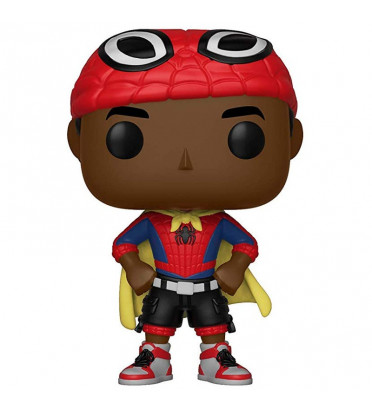 MILES MORALES / SPIDER-MAN INTO THE SPIDER-VERSE / FIGURINE FUNKO POP