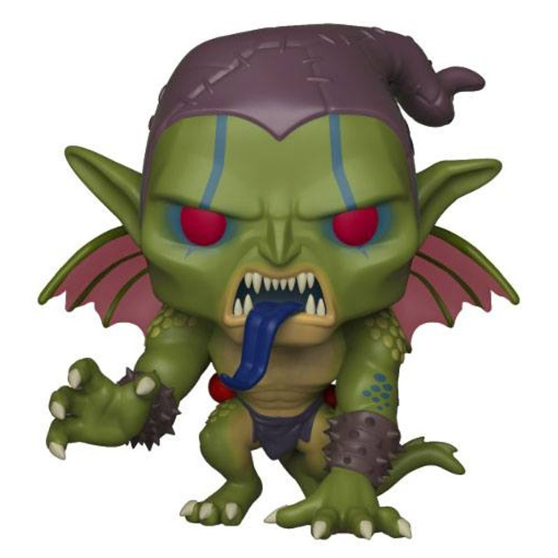 GREEN GOBLIN / SPIDER-MAN INTO THE SPIDER-VERSE / FIGURINE FUNKO POP
