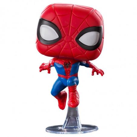 PETER PARKER / SPIDER-MAN INTO THE SPIDER-VERSE / FIGURINE FUNKO POP
