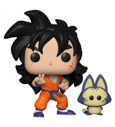 YAMCHA ET PUAR / DRAGON BALL Z / FIGURINE FUNKO POP