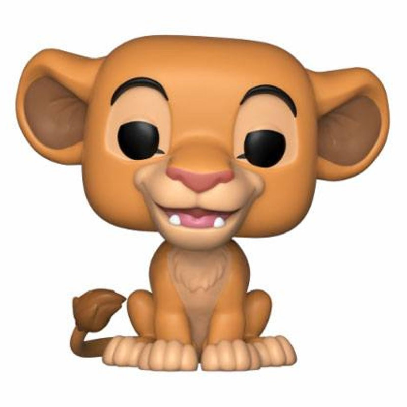 NALA / LE ROI LION / FIGURINE FUNKO POP