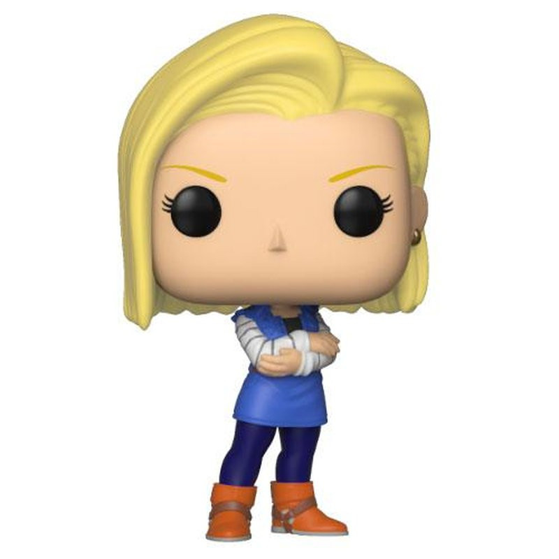 ANDROID 18 / DRAGON BALL Z / FIGURINE FUNKO POP