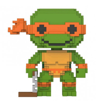 MICHELANGELO / LES TORTUES NINJA / FIGURINES FUNKO POP