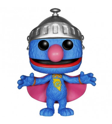 SUPER GROVER / SESAME STREET / FIGURINE FUNKO POP
