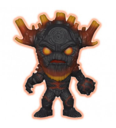 KING GROOT GITD / MARVEL TOURNOI DES CHAMPIONS / FIGURINE FUNKO POP / EXCLUSIVE