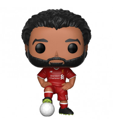 MOHAMED SALAH / LIVERPOOL FC / FIGURINE FUNKO POP