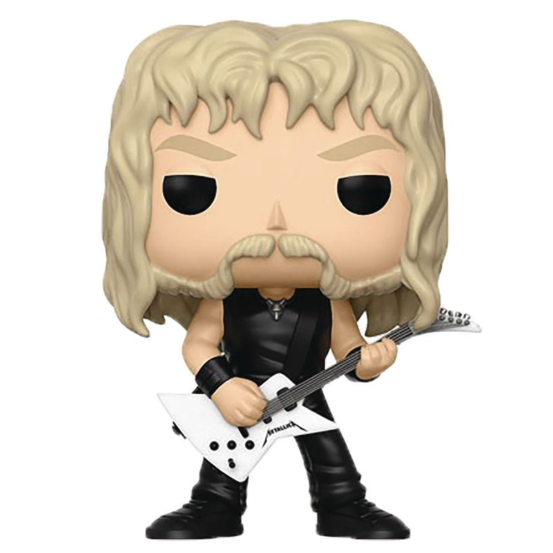 JAMES HETFIELD / METALLICA / FIGURINE FUNKO POP