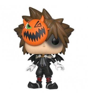 HALLOWEEN TOWN SORA / KINGDOM HEARTS / FIGURINE FUNKO POP / EXCLUSIVE SPECIAL EDITION