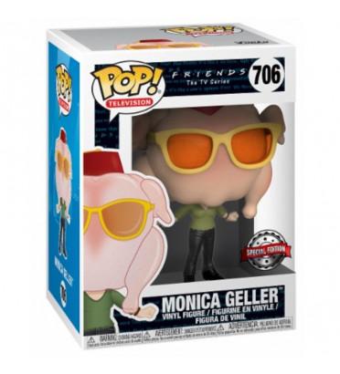 MONICA GELLER / FRIENDS / FIGURINE FUNKO POP / EXCLUSIVE SPECIAL EDITION