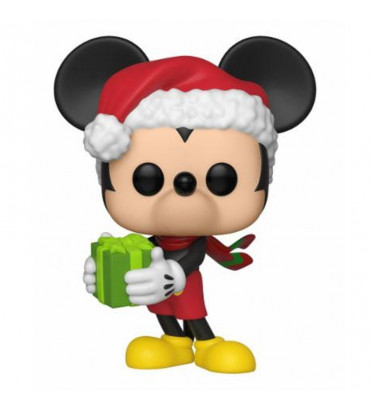 HOLIDAY MICKEY / MICKEY MOUSE / FIGURINE FUNKO POP