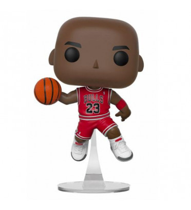 MICHAEL JORDAN / CHICAGO BULLS / FIGURINE FUNKO POP