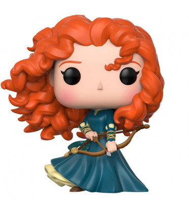 MERIDA / REBELLE / FIGURINE FUNKO POP