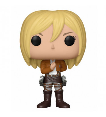 CHRISTA / ATTACK ON TITAN / FIGURINE FUNKO POP