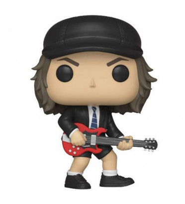 ANGUS YOUNG / ACDC / FIGURINE FUNKO POP