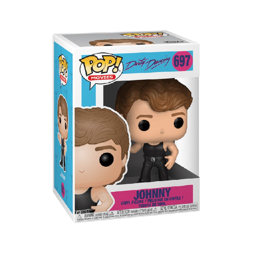 Figurine Johnny Dirty Dancing Funko Pop Movies 697