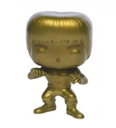 BRUCE LEE GOLD / BRUCE LEE / FIGURINE FUNKO POP