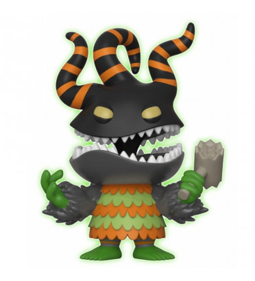 HARLEQUIN DEMON / L'ETRANGE NOEL DE MR JACK / FIGURINE FUNKO POP / EXCLUSIVE SPECIAL EDITION / GITD