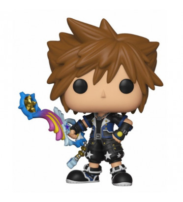SORA DRIVE FORM / KINGDOM HEARTS / FIGURINE FUNKO POP