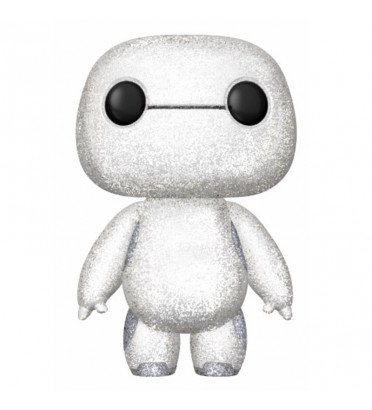 BAYMAX / BIG HERO 6 / FIGURINE FUNKO POP / EXCLUSIVE SPECIAL EDITION / DIAMOND