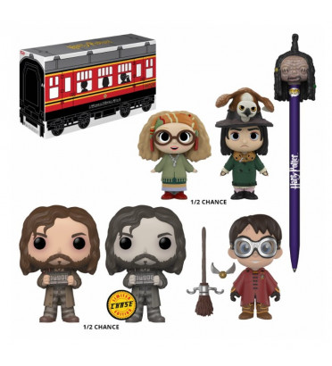 BOX HARRY POTTER / HARRY POTTER / FIGURINE FUNKO POP