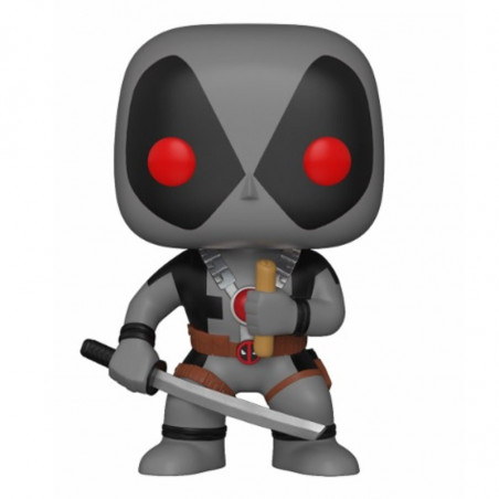 DEADPOOL AVEC CHIMICHANGA / DEADPOOL / FIGURINE FUNKO POP / EXCLUSIVE
