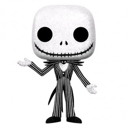 JACK SKELLINGTON / L'ETRANGE NOEL DE MR JACK / FIGURINE FUNKO POP / EXCLUSIVE SPECIAL EDITION / DIAMOND