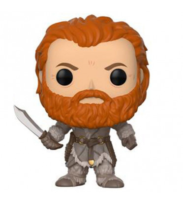 TORMUND GIANTSBANE / GAME OF THRONES / FIGURINE FUNKO POP / EXCLUSIVE FORBIDDEN PLANET