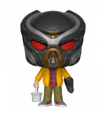 RORY WITH PREDATOR MASK / THE PREDATOR / FIGURINE FUNKO POP / EXCLUSIVE FUNKO SHOP