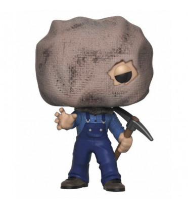 JASON VOORHEES / FRIDAY THE 13TH / FIGURINE FUNKO POP / EXCLUSIVE SPECIAL EDITION