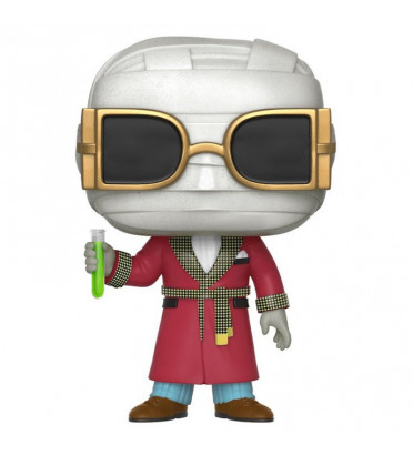 INVISIBLE MAN / MONSTERS / FIGURINE FUNKO POP / EXCLUSIVE SPECIAL EDITION