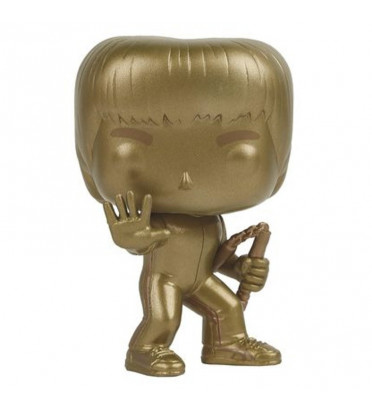 BRUCE LEE GOLD NUNCHAKU / BRUCE LEE / FIGURINE FUNKO POP / SPECIAL EDITION