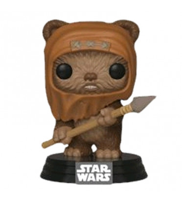 WICKET W. WARRICK / STAR WARS / FIGURINE FUNKO POP