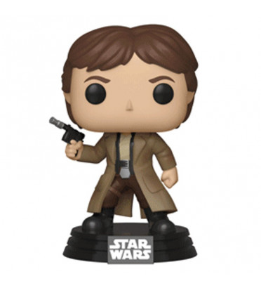 HAN SOLO ENDOR / STAR WARS / FIGURINE FUNKO POP