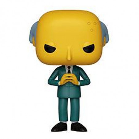 MR BURNS / LES SIMPSONS / FIGURINE FUNKO POP
