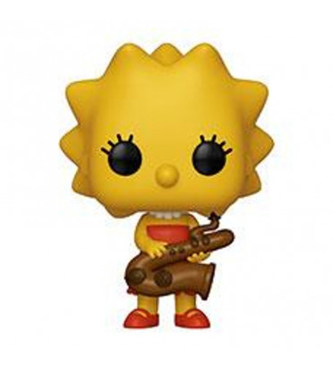 LISA SIMPSON / LES SIMPSONS / FIGURINE FUNKO POP
