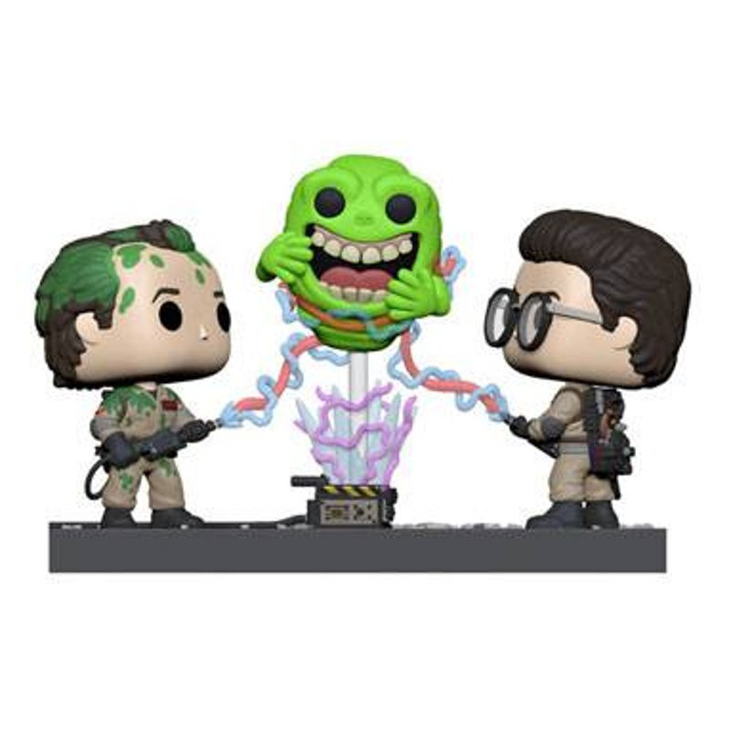 BANQUET ROOM / GHOSTBUSTERS MOVIE MOMENTS / FIGURINE FUNKO POP