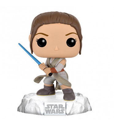 REY SABRE LASER / STAR WARS / FIGURINE FUNKO POP
