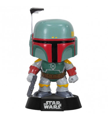BOBA FETT / STAR WARS / FIGURINE FUNKO POP