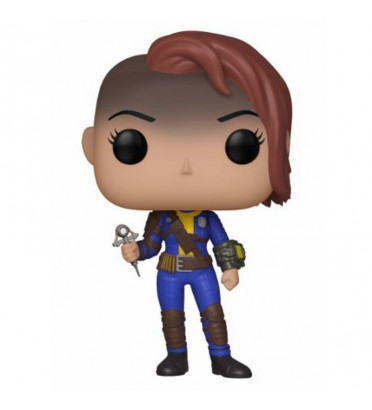VAULT DWELLER FEMALE / FALLOUT / FIGURINE FUNKO POP