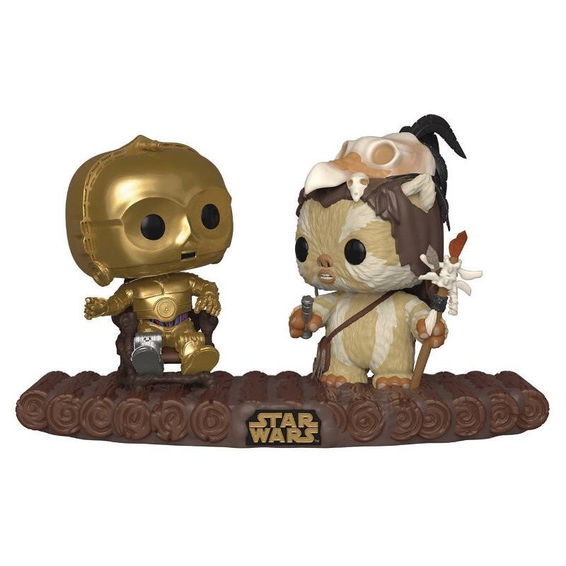 ENCOUNTER ON ENDOR / STAR WARS / FIGURINE FUNKO POP