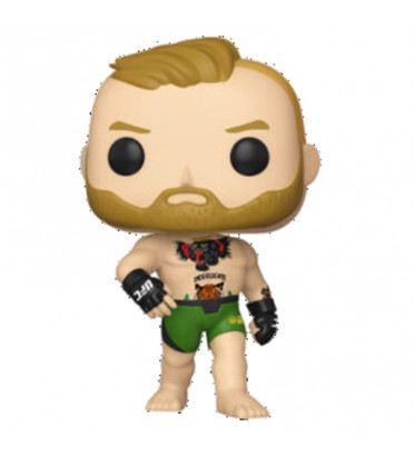 CONOR MC GREGOR SHORT VERT / UFC / FIGURINE FUNKO POP