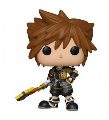 SORA GUARDIAN FORM / KINGDOM HEARTS / FIGURINE FUNKO POP / EXCLUSIVE NYCC 2018